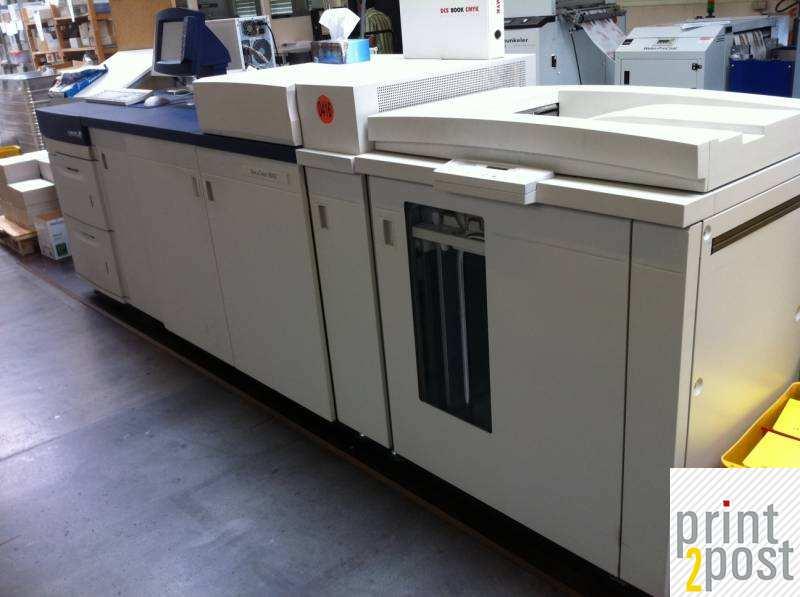 Xerox DocuColor 7002/8002 Digital Press